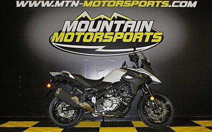 2018 Suzuki V-Strom 650 for sale 200550982