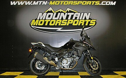 2018 Suzuki V-Strom 650 for sale 200573009