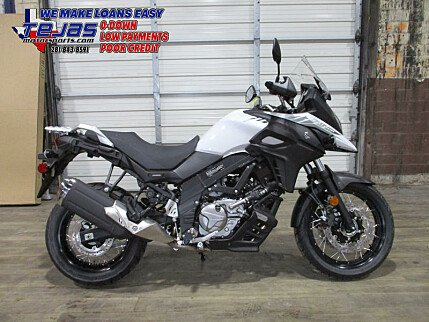 2018 Suzuki V-Strom 650 for sale 200651504