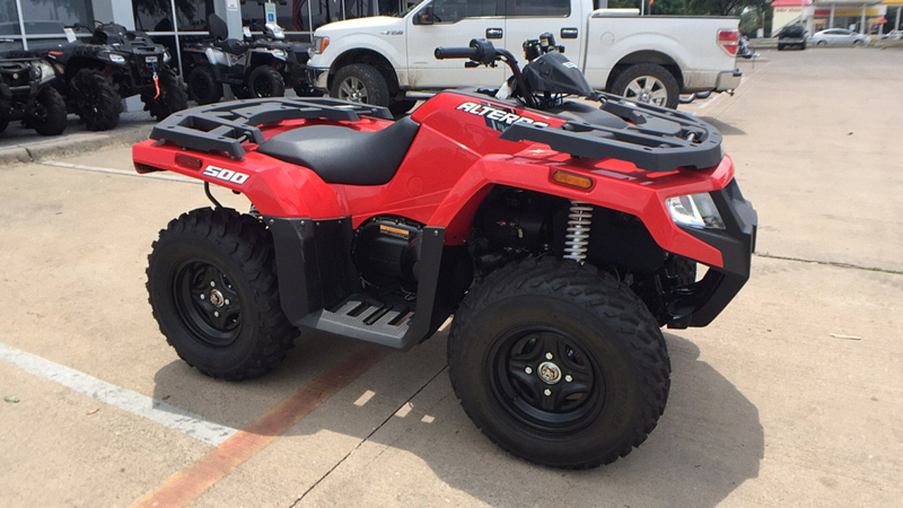 2018 Textron Off Road Alterra 500 for sale 200564231