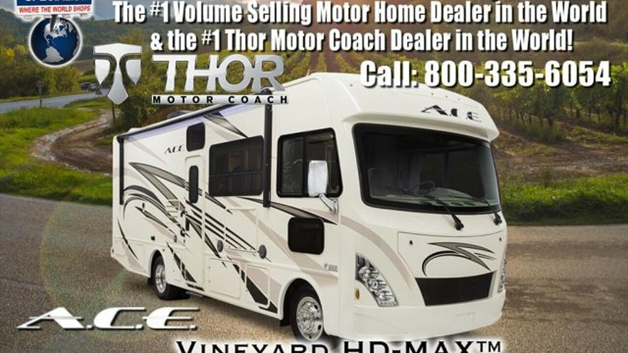 2018 Thor ACE for sale 300149090