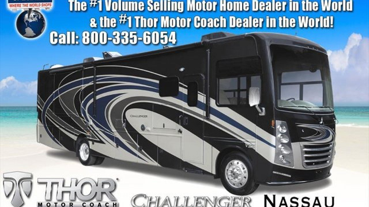 2018 Thor Challenger 37KT for sale 300132002