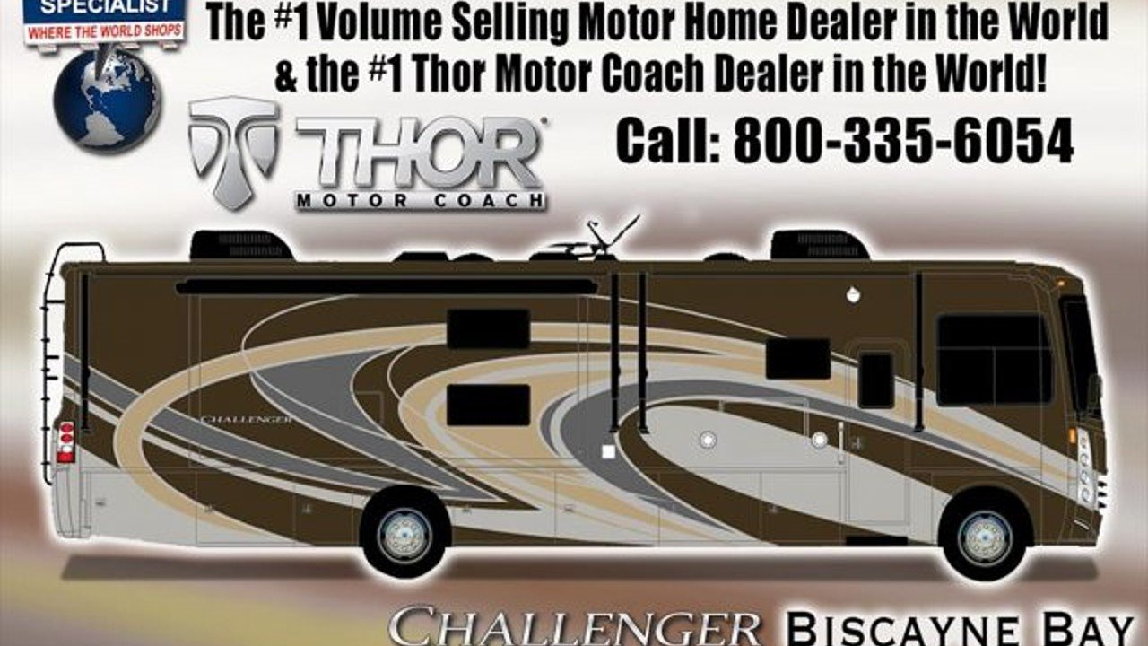 2018 Thor Challenger for sale 300141219