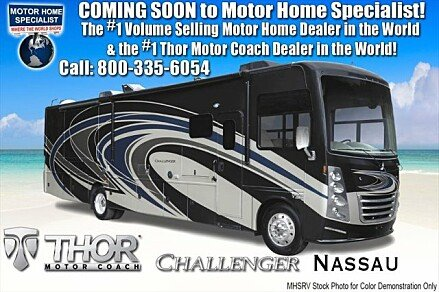 2018 Thor Challenger 37YT for sale 300131936