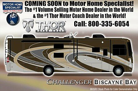 2018 Thor Challenger 37YT for sale 300132006