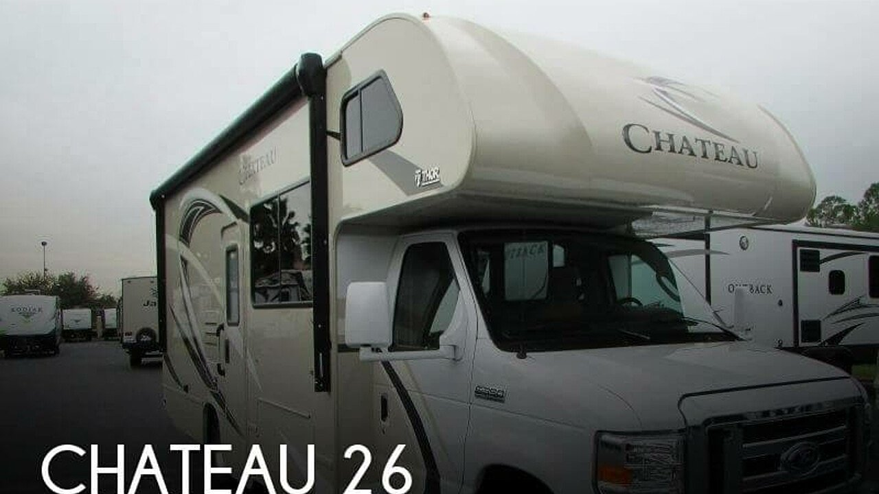 2018 Thor Chateau for sale 300167615