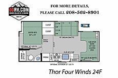 2018 Thor Four Winds for sale 300151994