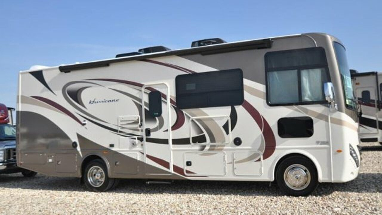 2018 Thor Hurricane for sale 300150207