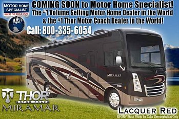 2018 Thor Miramar 35.2 for sale 300131942