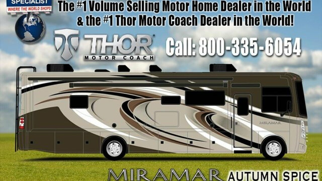 2018 Thor Miramar 35.3 for sale 300132009