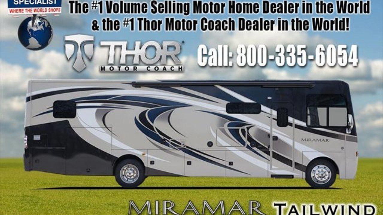 2018 Thor Miramar 35.3 for sale 300132011