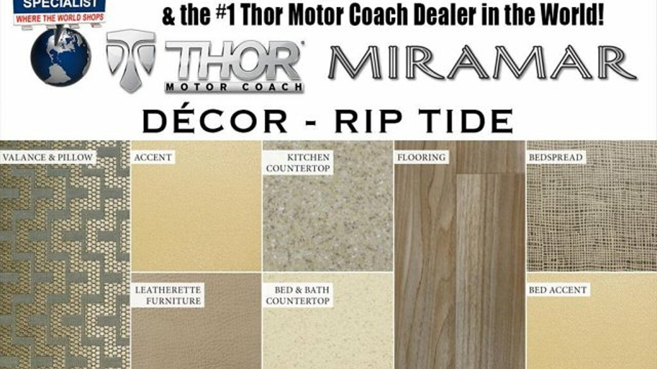 2018 Thor Miramar for sale 300141309