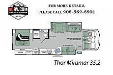 2018 Thor Miramar for sale 300157702