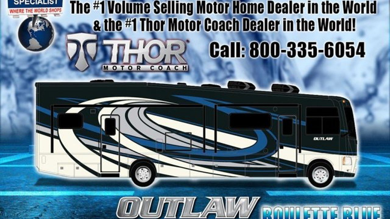 2018 Thor Outlaw for sale 300150138