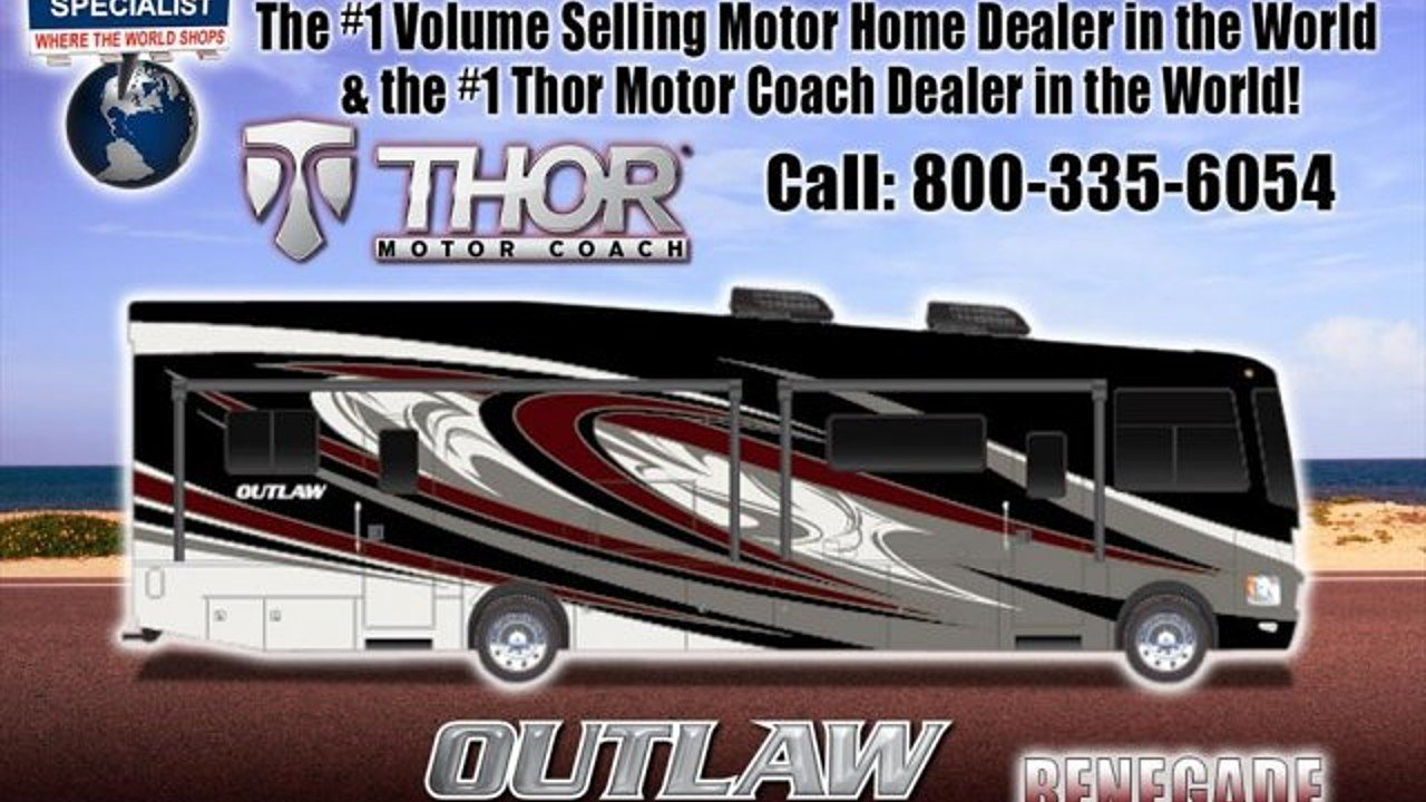 2018 Thor Outlaw for sale 300150157
