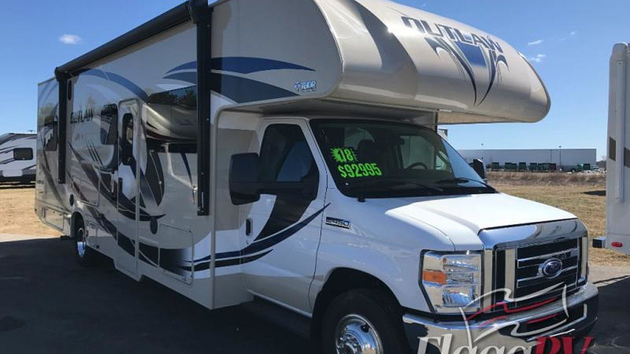 2018 Thor Outlaw for sale 300169100