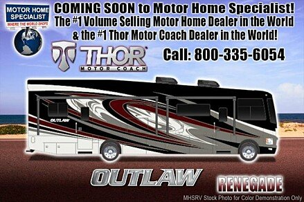 2018 Thor Outlaw for sale 300131955