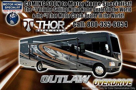 2018 Thor Outlaw 37RB for sale 300131966