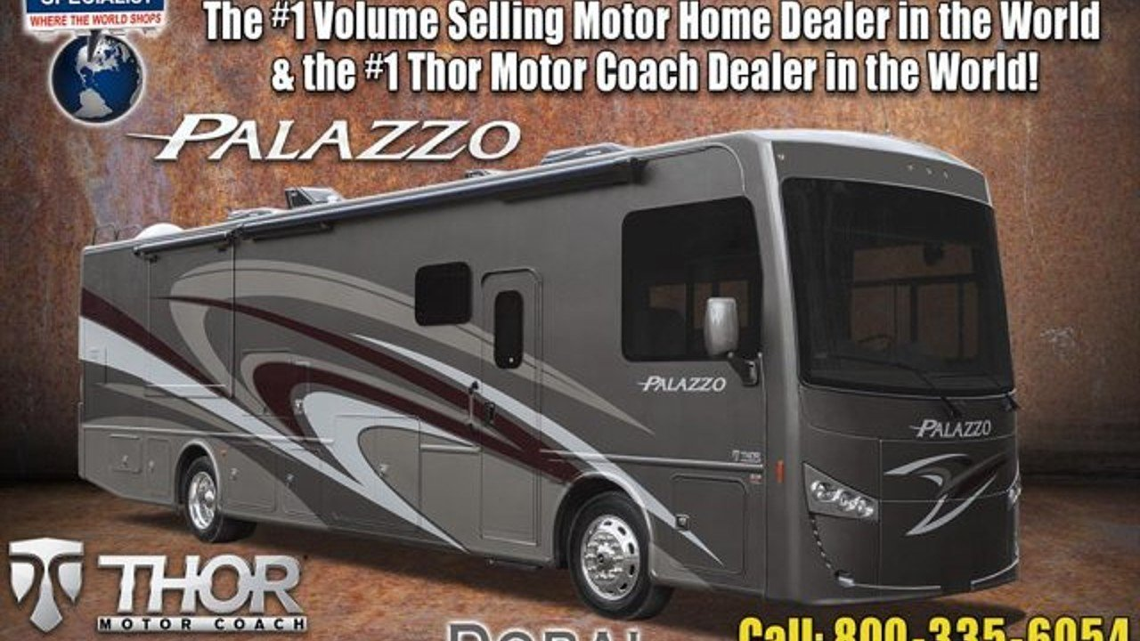 2018 Thor Palazzo for sale 300135366