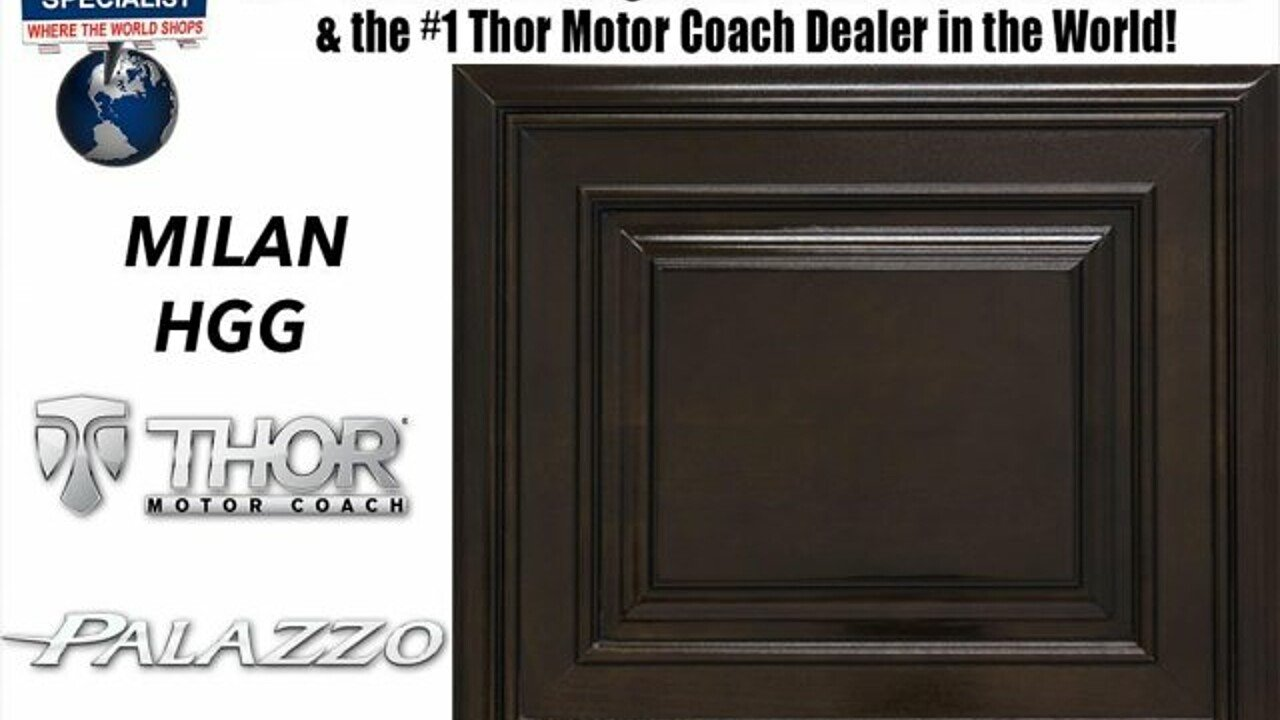 2018 Thor Palazzo for sale 300138697