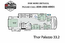 2018 Thor Palazzo for sale 300140478