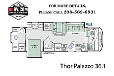 2018 Thor Palazzo for sale 300140669