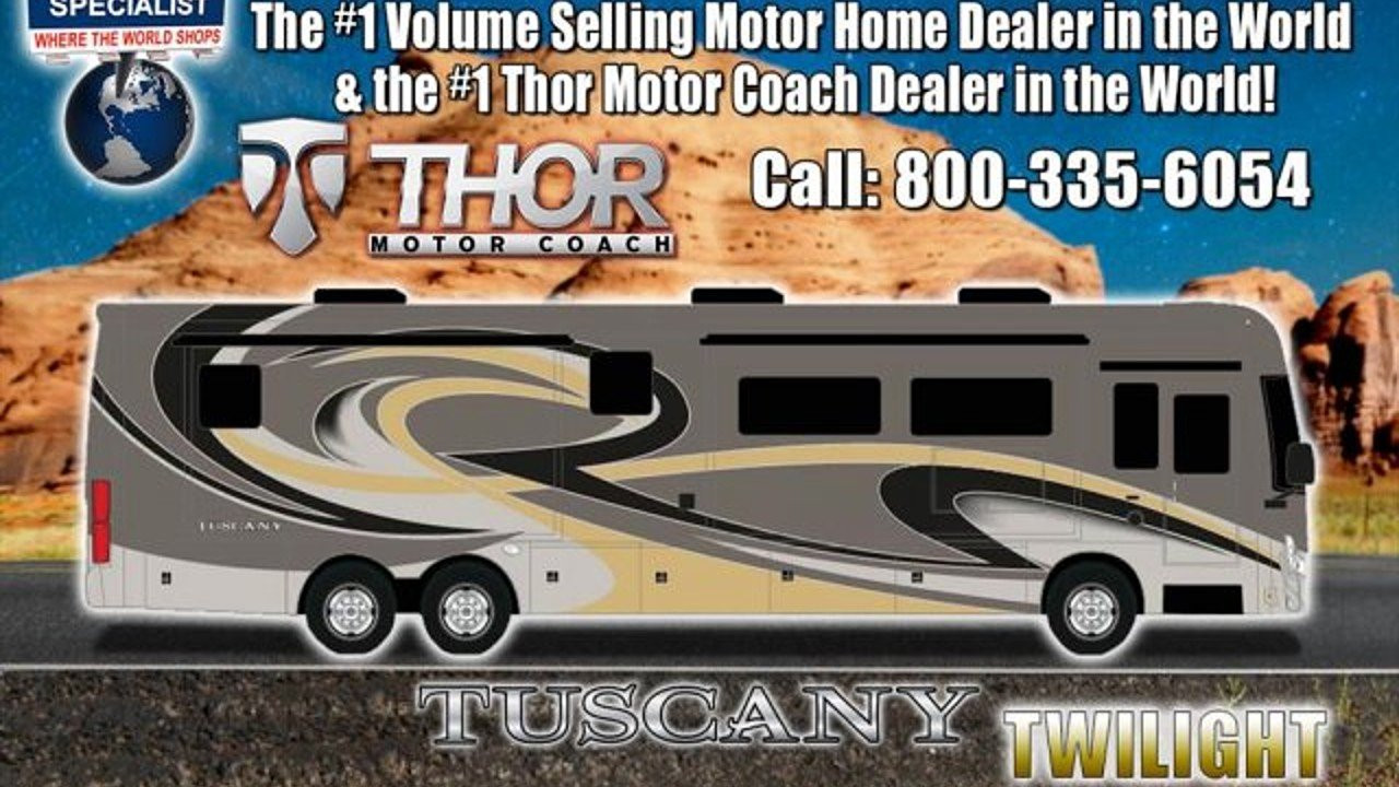 2018 Thor Tuscany for sale near Alvarado, Texas 76009 - RVs on