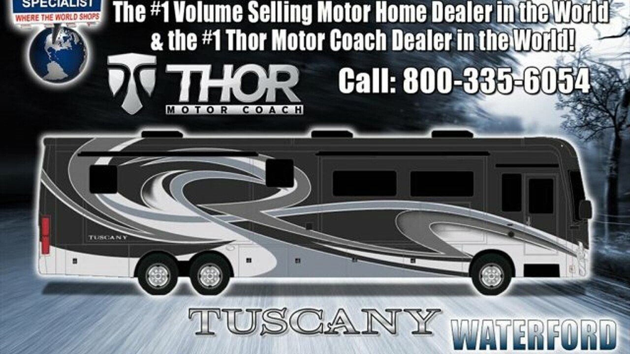 2018 Thor Tuscany for sale 300156567