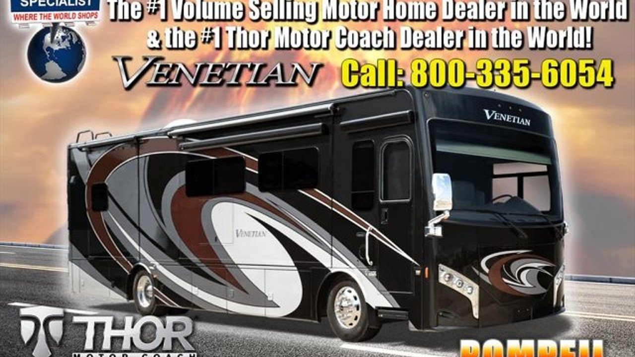 2018 Thor Venetian for sale 300130410