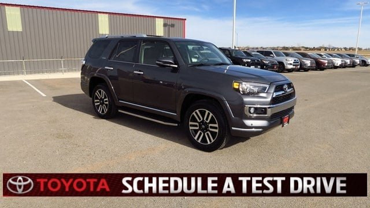 2018 Toyota 4Runner for sale 100945251
