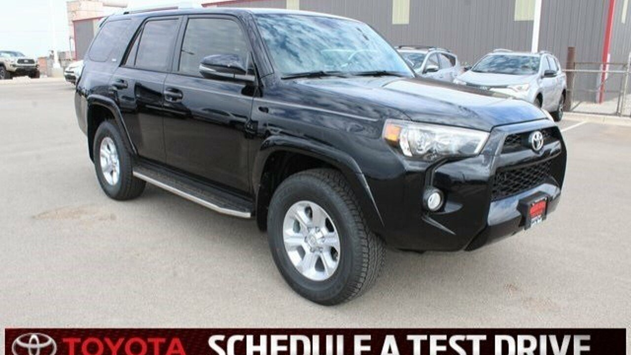 2018 Toyota 4Runner for sale 101001449