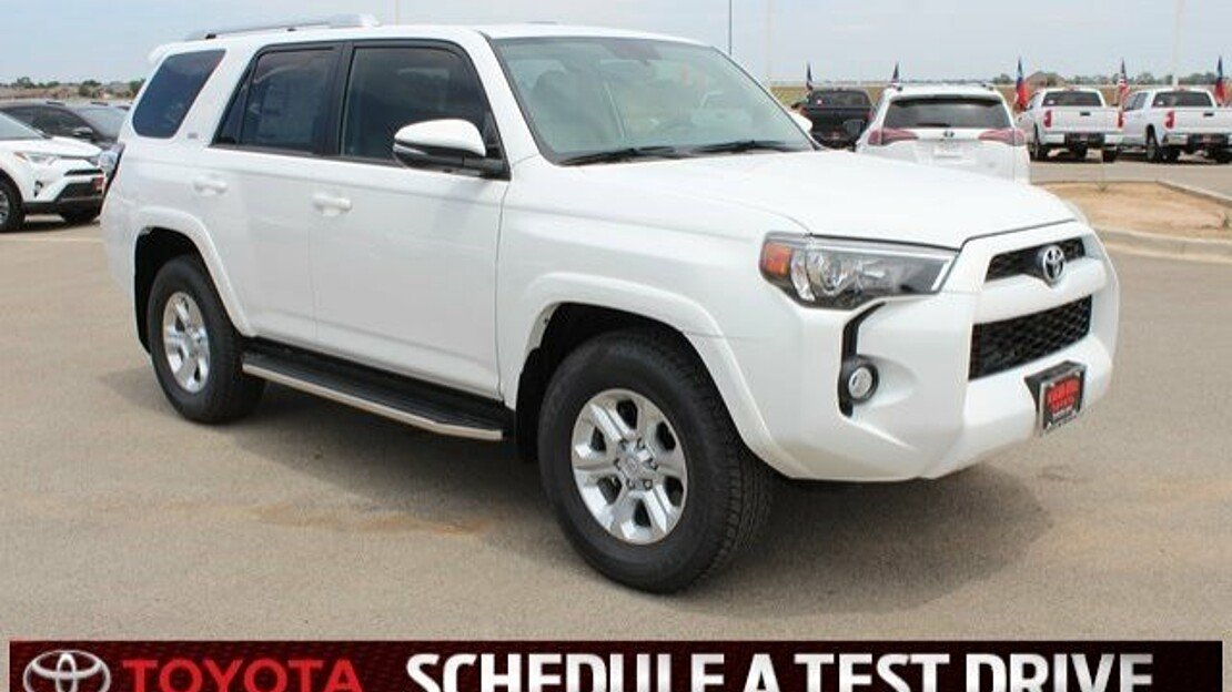 2018 Toyota 4Runner 2WD for sale 101008945
