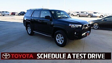 2018 Toyota 4Runner for sale 100930995