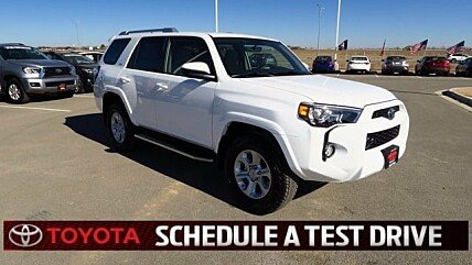 2018 Toyota 4Runner 2WD for sale 100931229
