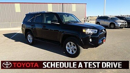 2018 Toyota 4Runner for sale 100931789