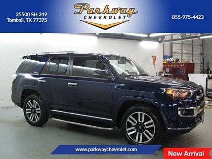 2018 Toyota 4Runner 2WD for sale 100947472