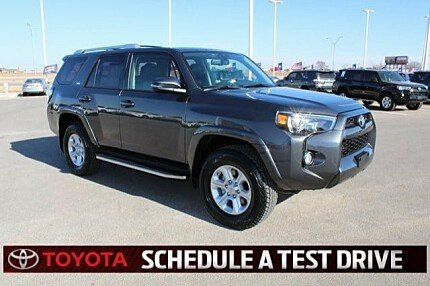 2018 Toyota 4Runner for sale 100971992