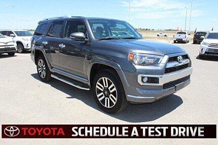 2018 Toyota 4Runner for sale 100975299