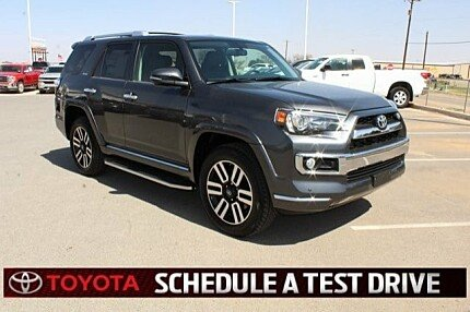 2018 Toyota 4Runner for sale 100977048