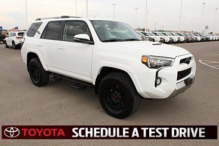 2018 Toyota 4Runner for sale 100983368