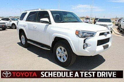 2018 Toyota 4Runner for sale 100985053