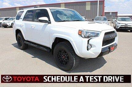 2018 Toyota 4Runner for sale 101002683