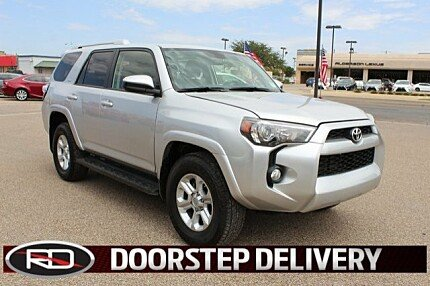 2018 Toyota 4Runner 2WD for sale 101004404