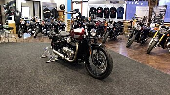 2018 Triumph Bonneville 1200 Bobber for sale 200485278