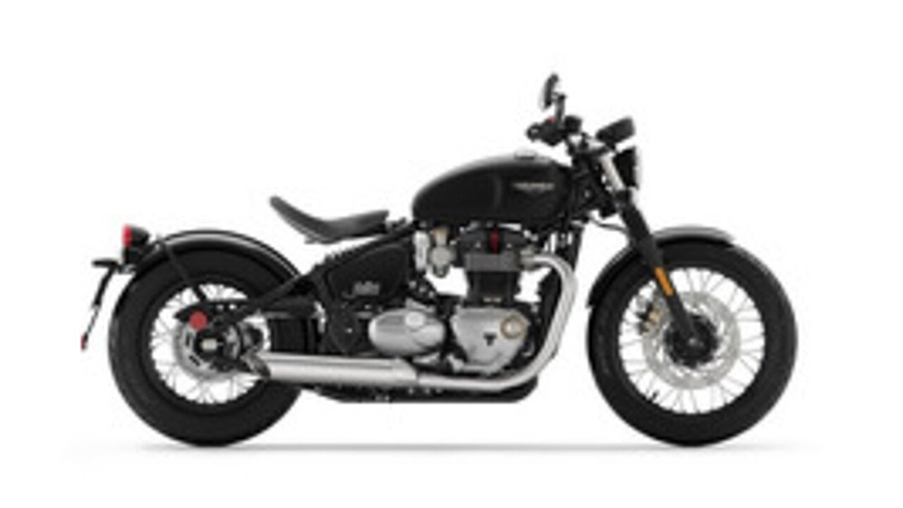 2018 Triumph Bonneville 1200 Bobber for sale 200568969