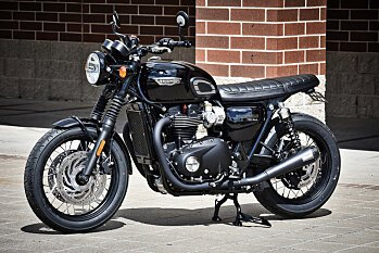 2018 Triumph Bonneville 1200 T120 for sale 200569578