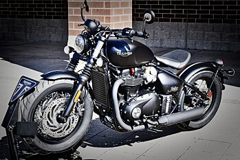 2018 Triumph Bonneville 1200 for sale 200569654
