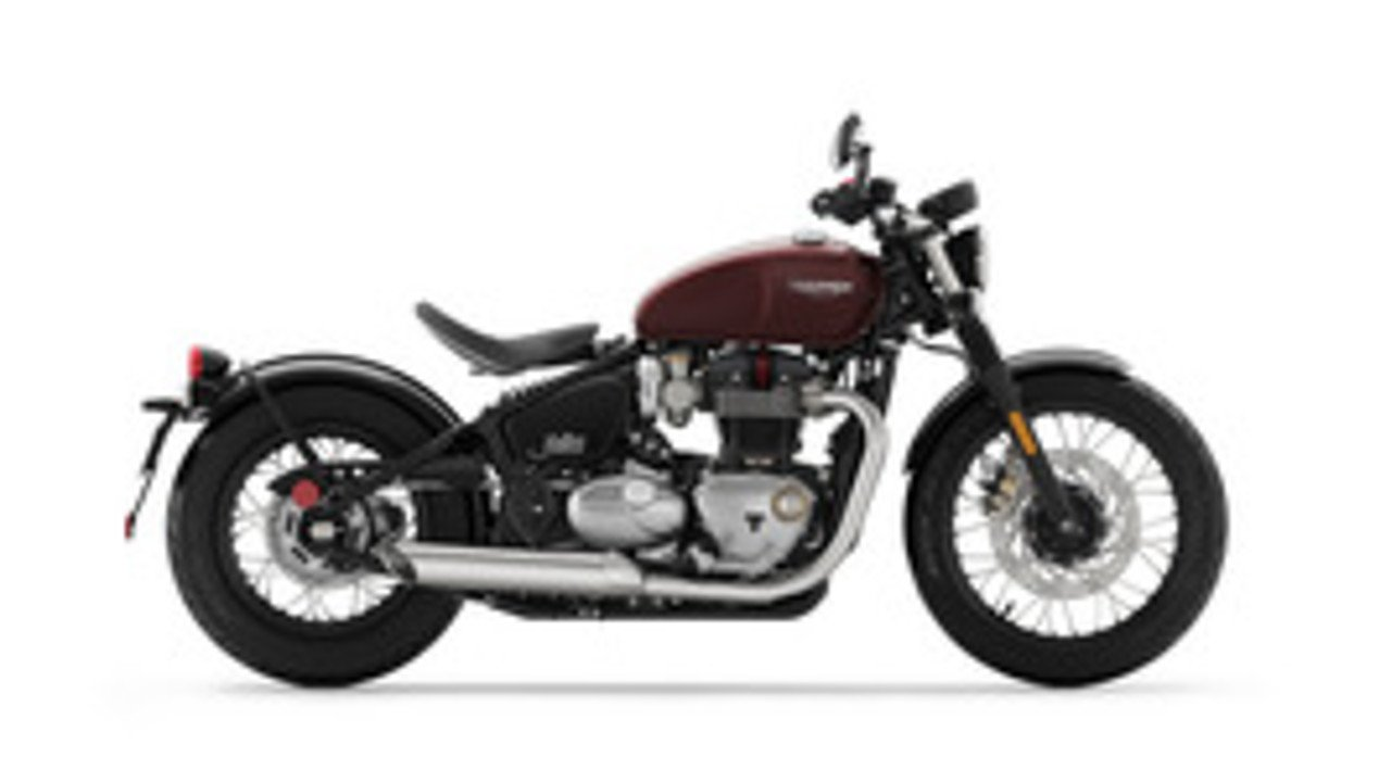 2018 Triumph Bonneville 1200 Bobber for sale 200569704