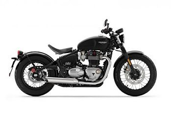 2018 Triumph Bonneville 1200 for sale 200619322