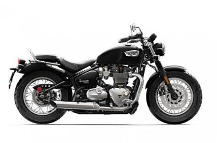 2018 Triumph Bonneville 1200 for sale 200542172